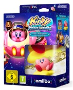 Kirby Planet Robobot 3ds + Amiibo