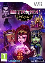 Monster High: 13 Desideri Wii