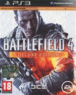Battlefield 4 Deluxe Edition Ps3