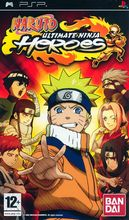 Naruto Ultimate Ninja Heroes It Psp