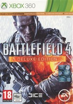 Battlefield 4 Deluxe Edition Xbox360