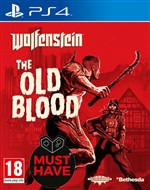 Wolfenstein - The Old Blood (Ps4) (it)