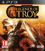 Warriors:Legends Of Troy Ps3