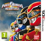 Power Rangers Megaforce 3ds