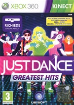 Just Dance Greatest Hits Kinect Xbox360