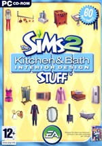 The Sims 2 Kitchen &bath Design Stuff Pc