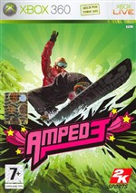 Amped 3 Xbox360