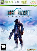 Lost Planet Xbox360
