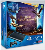 Console Ps3 12gb+move+libro Incantesimi