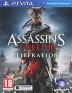 Assassin's Creed 3 Liberation Psvita