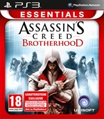 Assassin's C.Brotherhood Ess. Ps3