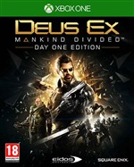 Deus Ex Mankind Divided Xone Dayone Ed.