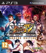Super Street Fighter Arcade Ed.Ps3