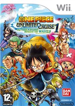 One Piece Unlimited Cruise Wii