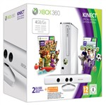 Xb360 4gb White+kinect+sports+live 3mesi