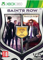 Saints Row Double Pack Xbox360