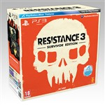 Resistance 3 Survivor Edition Ps3