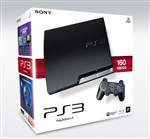 Console Sony Ps3 Slim 160gb New Code