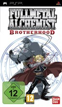 Full Metal Alchemist Brotherhood Psp