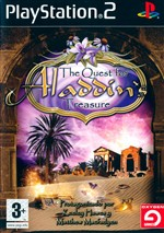 Quest For Aladdin's Treasure Ps2