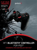Hf-1 Bluethooth Controller Comp.Ps3