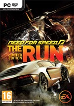 Need For Speed: The Run Limited Ed. Pc