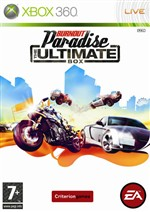 Burnout Paradise:The Ultimate Box X360