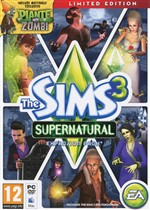 The Sims 3 Supernataral Le (Exp) Pc