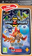 Invizimals Essentials Psp