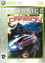 Need For Speed Carbon Classic Xbox360