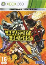 Anarchy Reigns Xbox360
