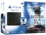 Console Ps4 1tb+s.W.Battlefront
