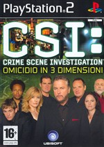 Csi 3 Dimensions Of Murder Ps2