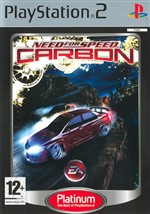 Need For Speed Carbon Platinum Ps2