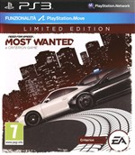 Need For Speed Most Wanted Lim. Ed. Ps3