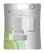 Quick Charge Kit Xbox360