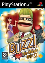 Buzz Music Quiz Sw Ps2