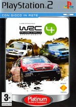 Wrc 4 Platinum Ps2