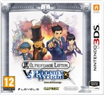 Professor Layton Vs. Phoenix Wright 3ds