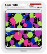 New 3ds Coverplate Splatoon