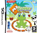 My Frogger Toy Trials Ds