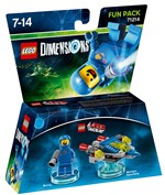 Lego Dimensions Fun Pack Movie Benny
