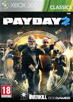 Pay Day 2 Classics Xbox360