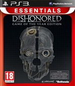Dishonored Goty Ed. Essentials Ps3
