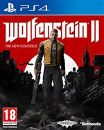 Wolfenstein 2: The New Colossus (PS4)
