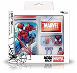 Kit 6 Accessori Spiderman Dsi