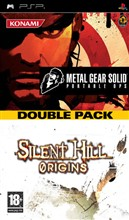Mgs Portable Ops+silent Hill Psp