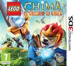 Lego Legends Of Chima 3ds