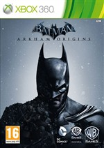 Batman: Arkham Origins Xbox360