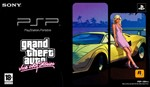 Psp Bp Black + Vice City Stories